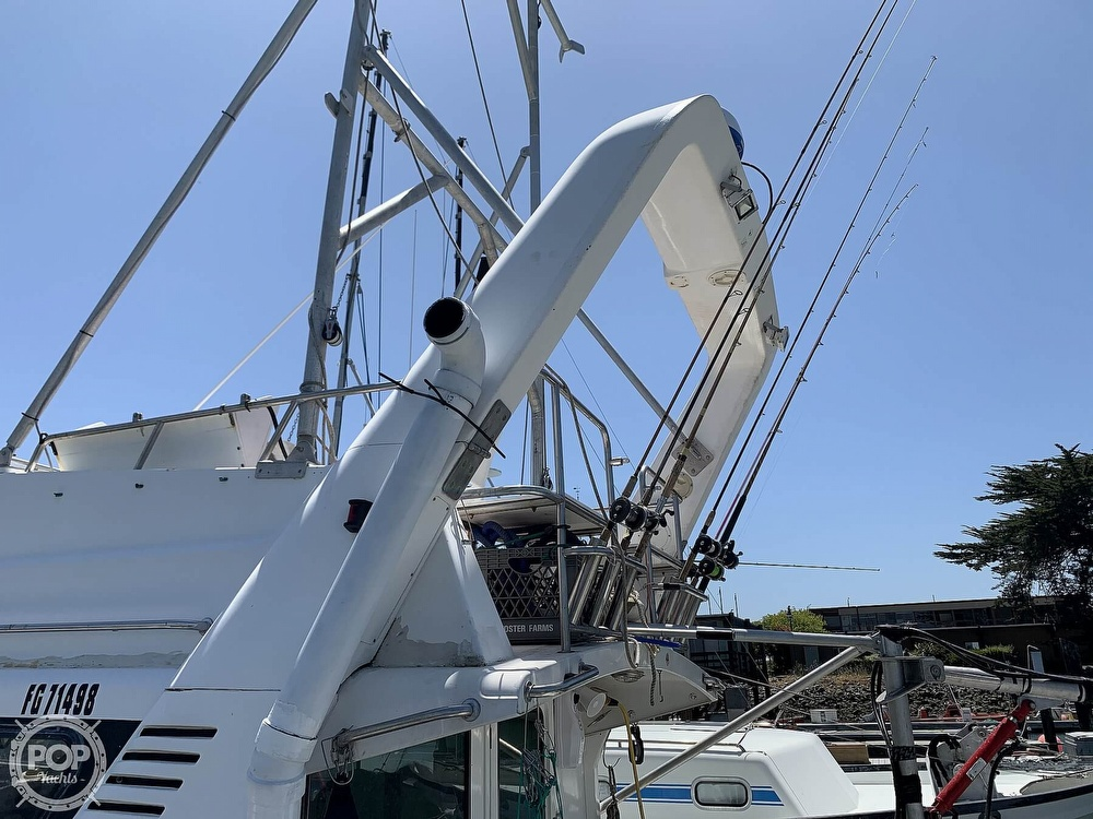 1996 Noosa boat for sale, model of the boat is Performance Cat 38 & Image # 19 of 40