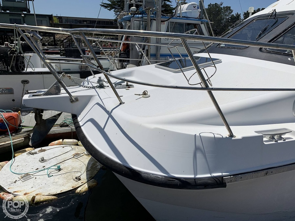 1996 Noosa boat for sale, model of the boat is Performance Cat 38 & Image # 25 of 40