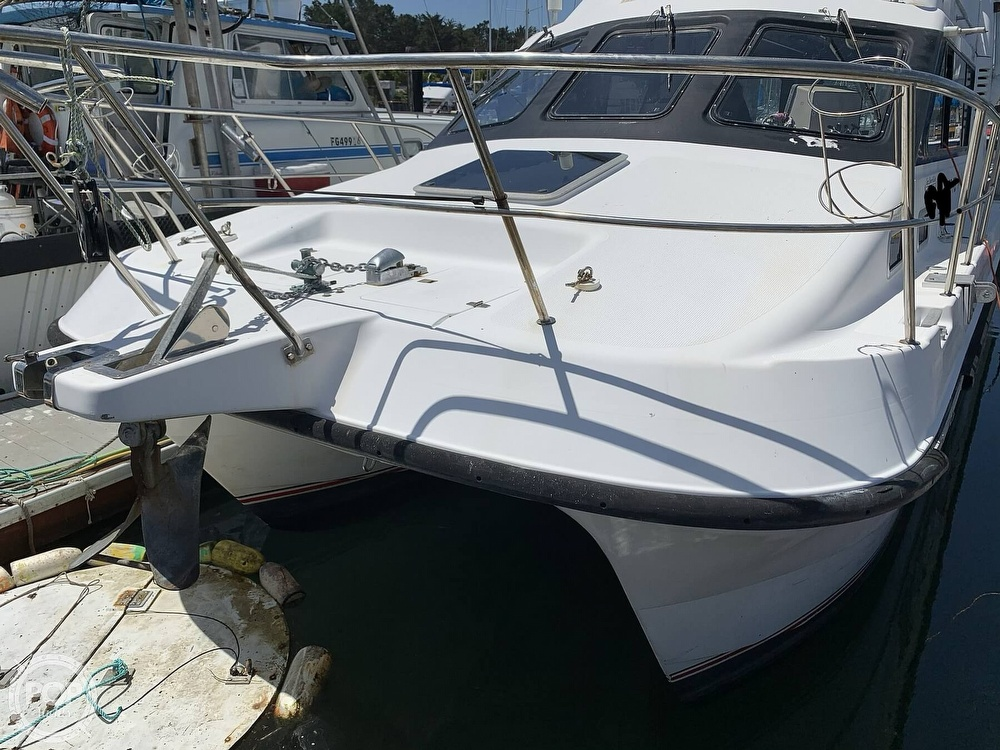 1996 Noosa boat for sale, model of the boat is Performance Cat 38 & Image # 27 of 40