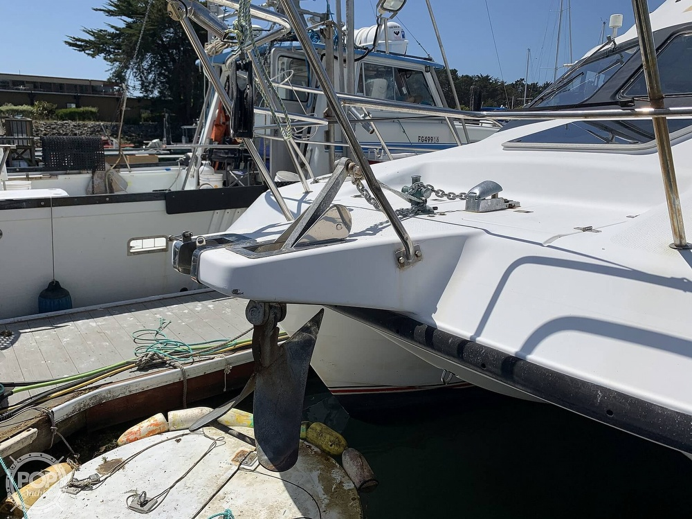 1996 Noosa boat for sale, model of the boat is Performance Cat 38 & Image # 28 of 40