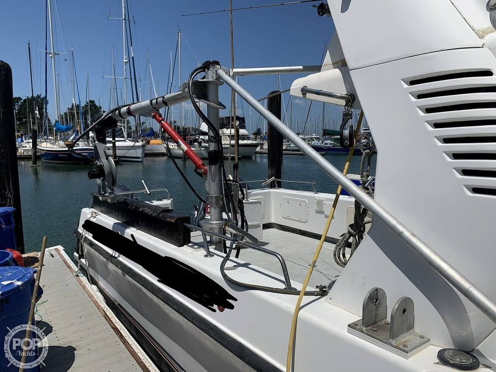 1996 Noosa boat for sale, model of the boat is Performance Cat 38 & Image # 30 of 40