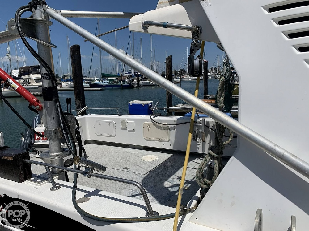 1996 Noosa boat for sale, model of the boat is Performance Cat 38 & Image # 32 of 40