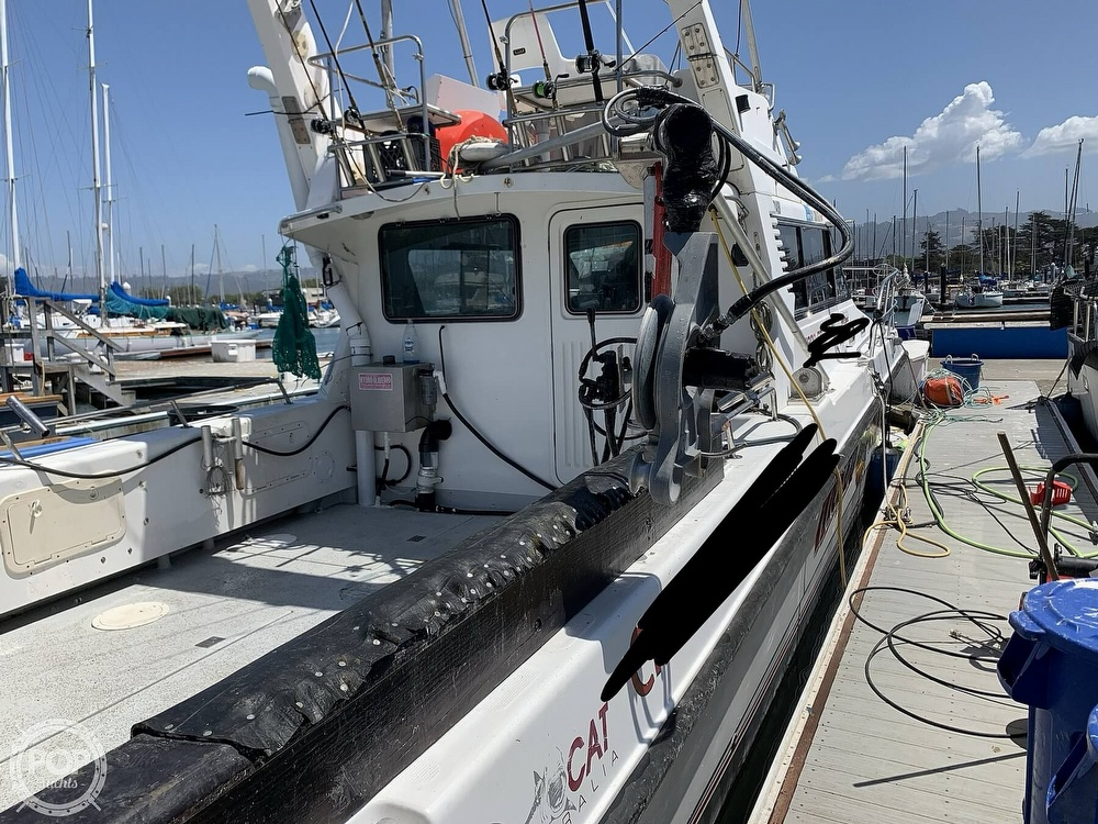 1996 Noosa boat for sale, model of the boat is Performance Cat 38 & Image # 33 of 40