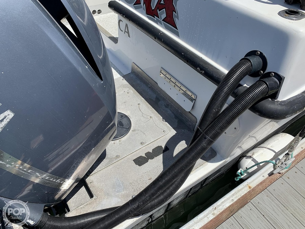 1996 Noosa boat for sale, model of the boat is Performance Cat 38 & Image # 38 of 40