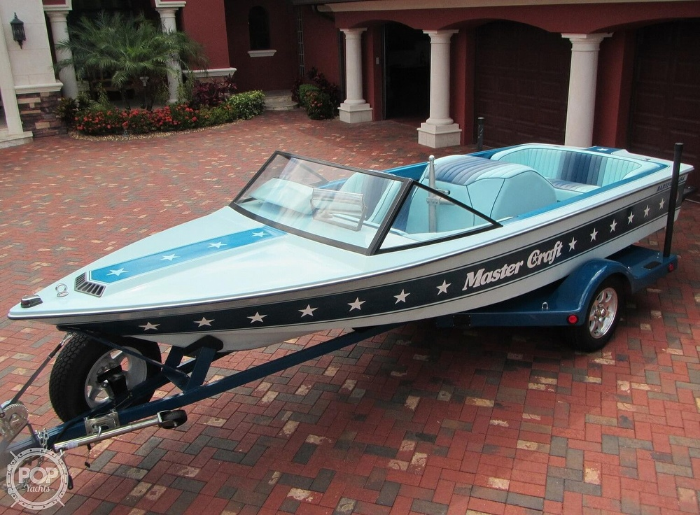1982 Mastercraft boat for sale, model of the boat is Tournament Ski & Image # 3 of 40