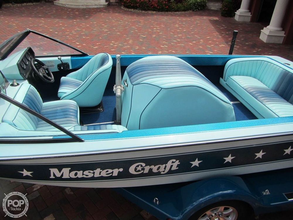 1982 Mastercraft boat for sale, model of the boat is Tournament Ski & Image # 14 of 40