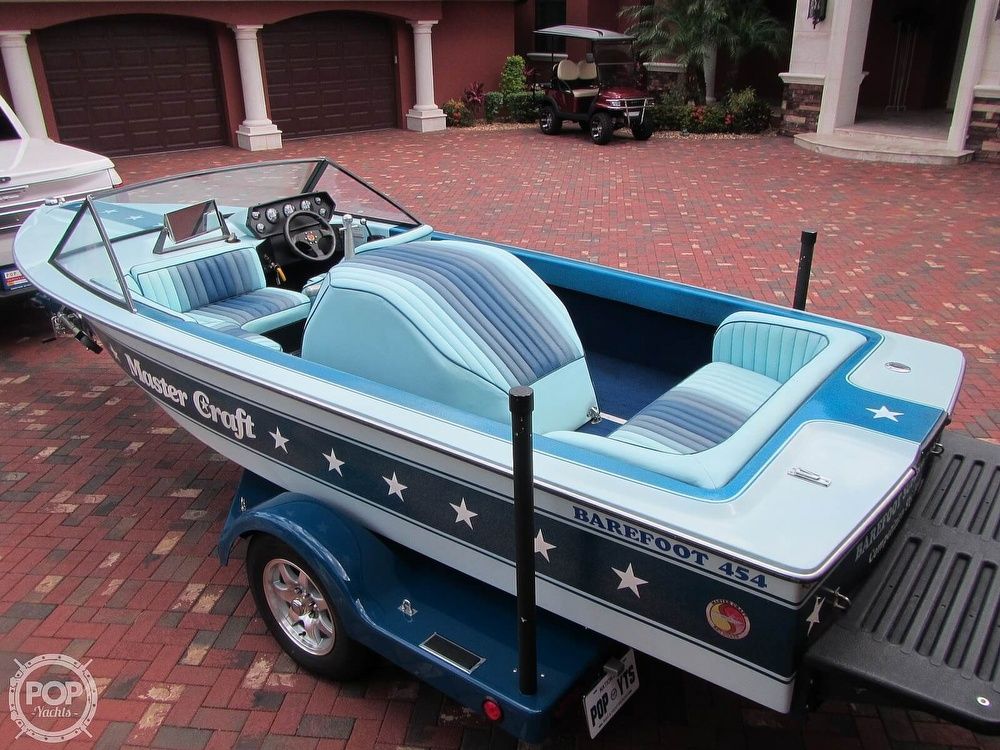 1982 Mastercraft boat for sale, model of the boat is Tournament Ski & Image # 16 of 40