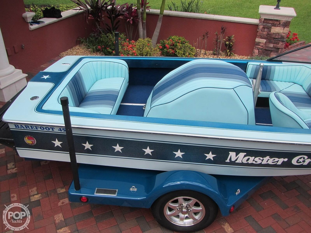 1982 Mastercraft boat for sale, model of the boat is Tournament Ski & Image # 23 of 40