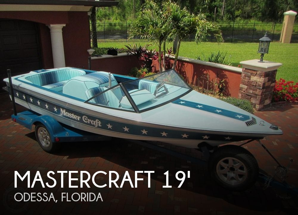1982 Mastercraft boat for sale, model of the boat is Tournament Ski & Image # 1 of 40