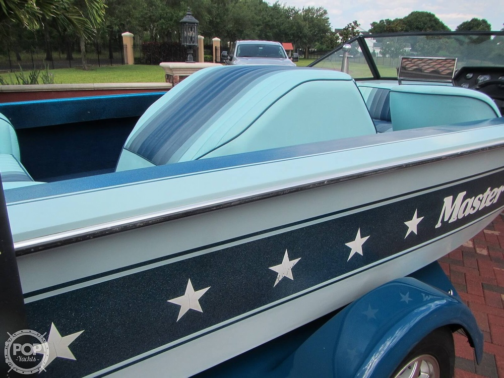 1982 Mastercraft boat for sale, model of the boat is Tournament Ski & Image # 35 of 40