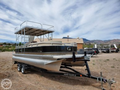 New boat and trailer never on water!