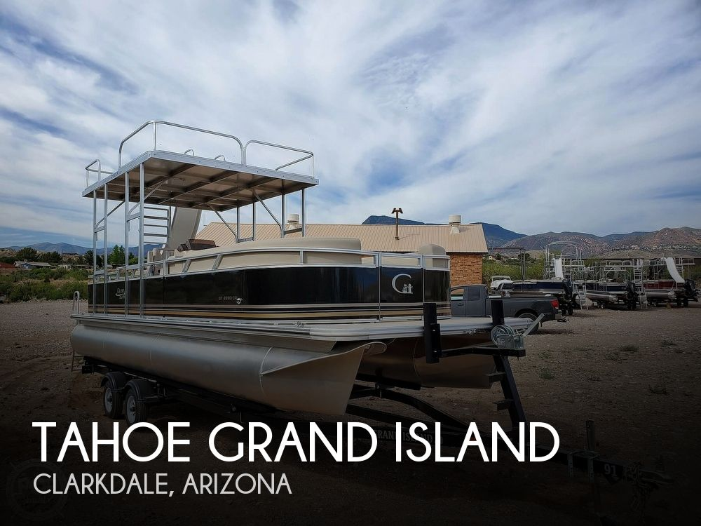 2021 Tahoe boat for sale, model of the boat is Grand Island & Image # 1 of 40