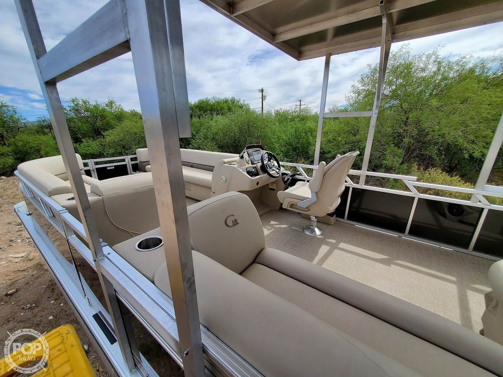 2021 Tahoe boat for sale, model of the boat is Grand Island & Image # 8 of 40