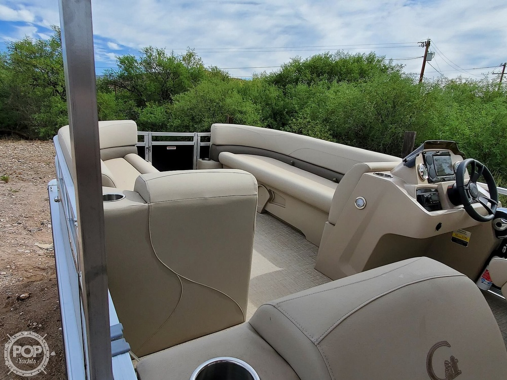 2021 Tahoe boat for sale, model of the boat is Grand Island & Image # 10 of 40