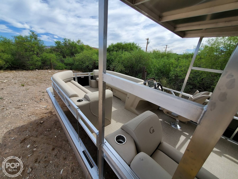 2021 Tahoe boat for sale, model of the boat is Grand Island & Image # 15 of 40