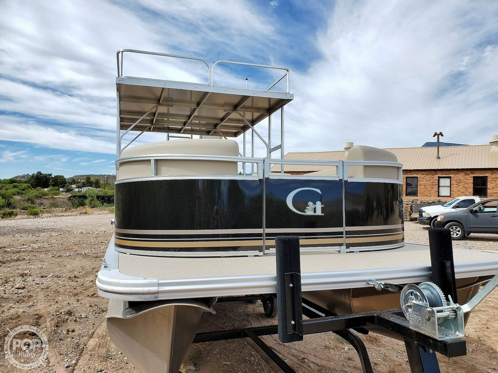 2021 Tahoe boat for sale, model of the boat is Grand Island & Image # 22 of 40
