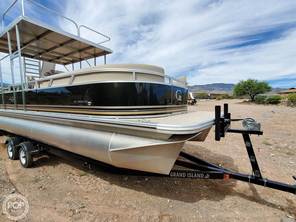 2021 Tahoe boat for sale, model of the boat is Grand Island & Image # 23 of 40
