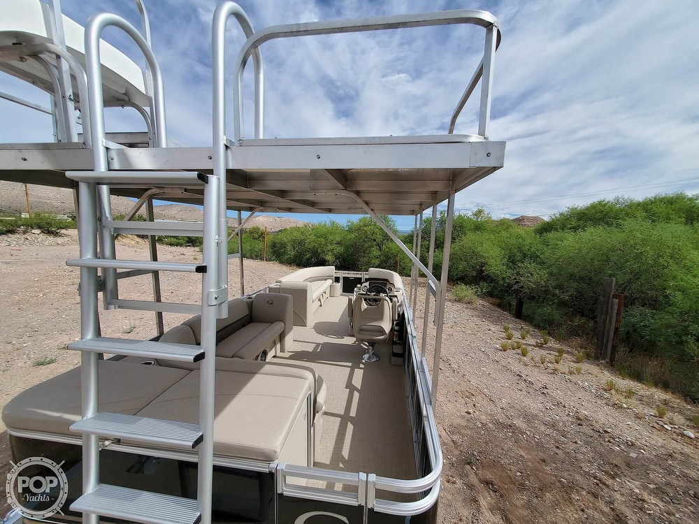 2021 Tahoe boat for sale, model of the boat is GT 2580 CR & Image # 37 of 40