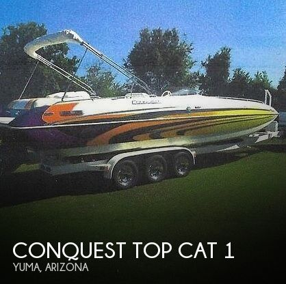 Used Boats For Sale in Arizona by owner | 2007 Conquest Top Cat 1