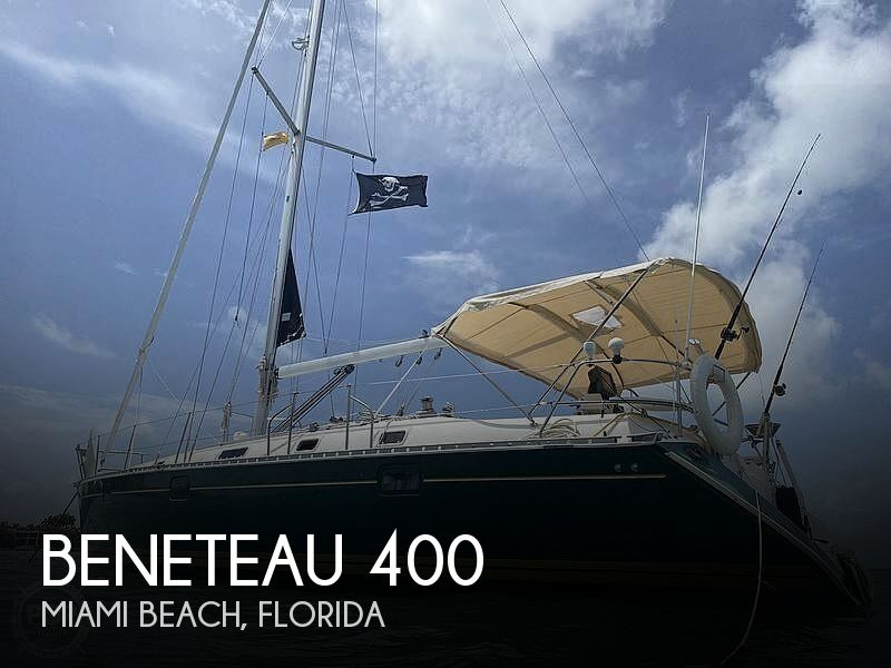 1996 Beneteau boat for sale, model of the boat is Oceanis 400 & Image # 1 of 40