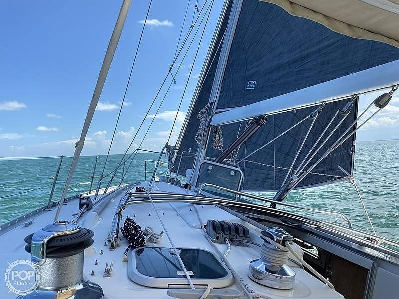 1996 Beneteau boat for sale, model of the boat is Oceanis 400 & Image # 2 of 40