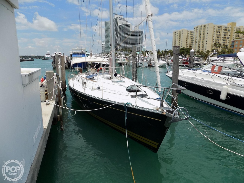 1996 Beneteau boat for sale, model of the boat is Oceanis 400 & Image # 13 of 40