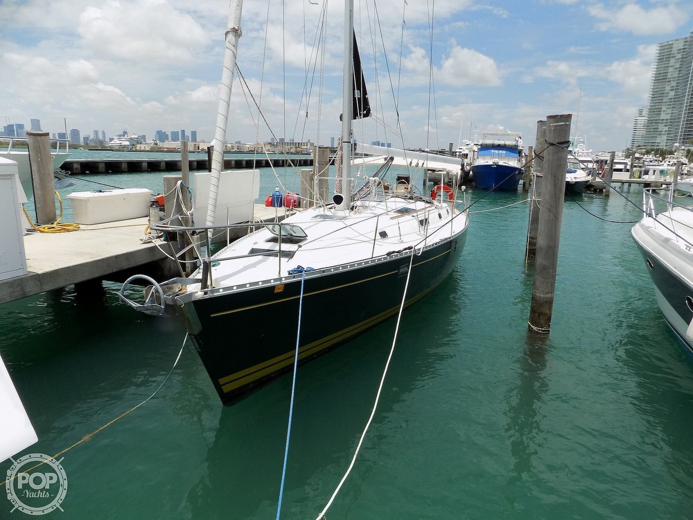 1996 Beneteau boat for sale, model of the boat is Oceanis 400 & Image # 18 of 40