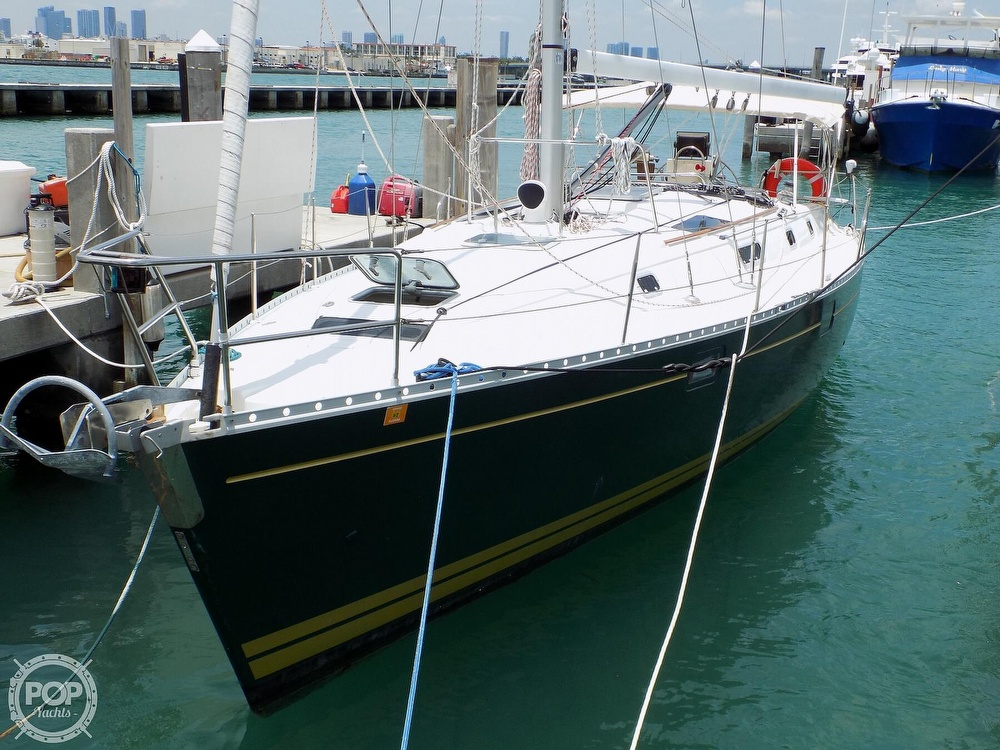 1996 Beneteau boat for sale, model of the boat is Oceanis 400 & Image # 11 of 40