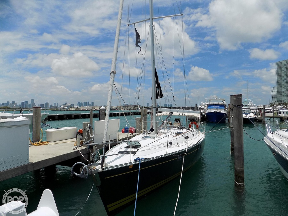 1996 Beneteau boat for sale, model of the boat is Oceanis 400 & Image # 14 of 40