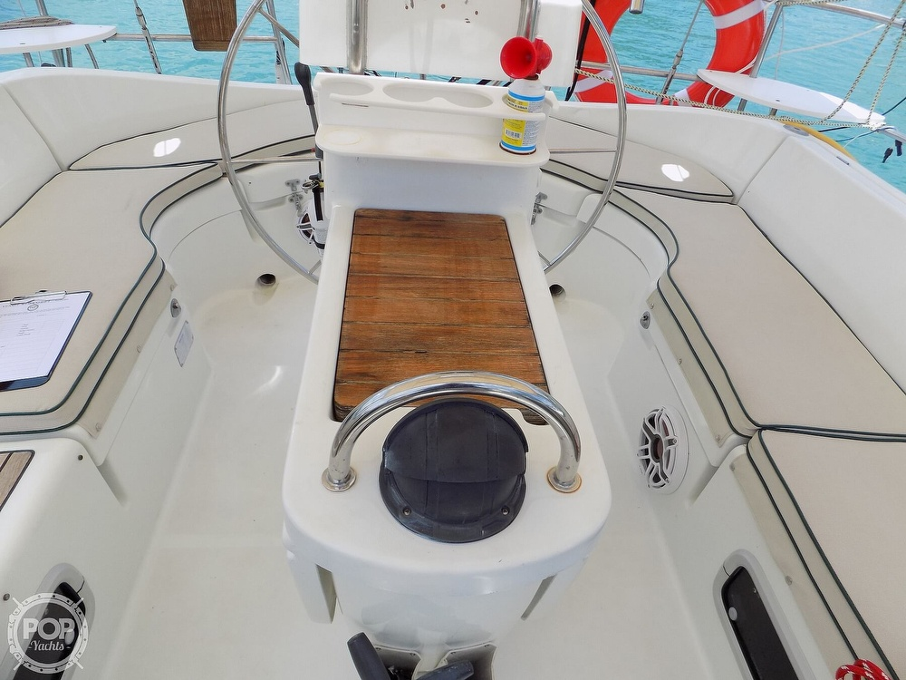1996 Beneteau boat for sale, model of the boat is Oceanis 400 & Image # 22 of 40