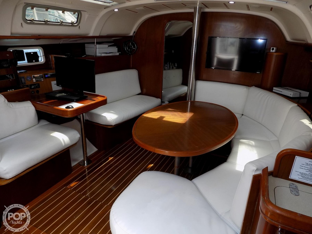 1996 Beneteau boat for sale, model of the boat is Oceanis 400 & Image # 23 of 40