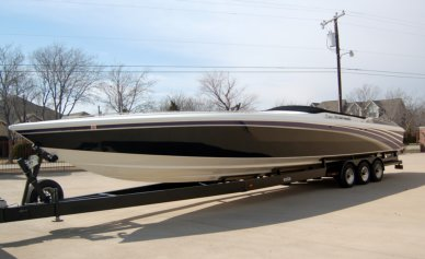 Scarab 43 Thunder, 43', for sale - $79,000