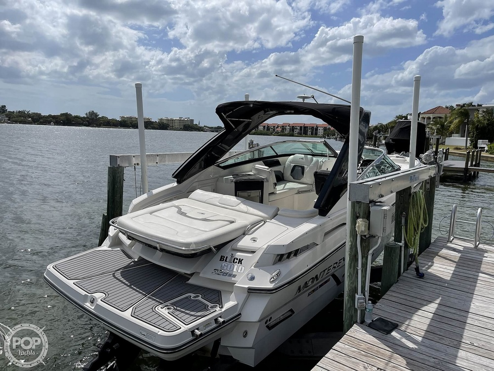 2013 Monterey boat for sale, model of the boat is 328 SS & Image # 2 of 40