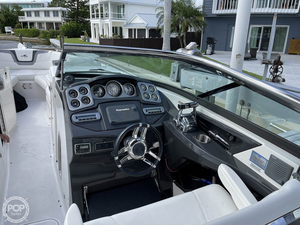 2013 Monterey boat for sale, model of the boat is 328 SS & Image # 11 of 40