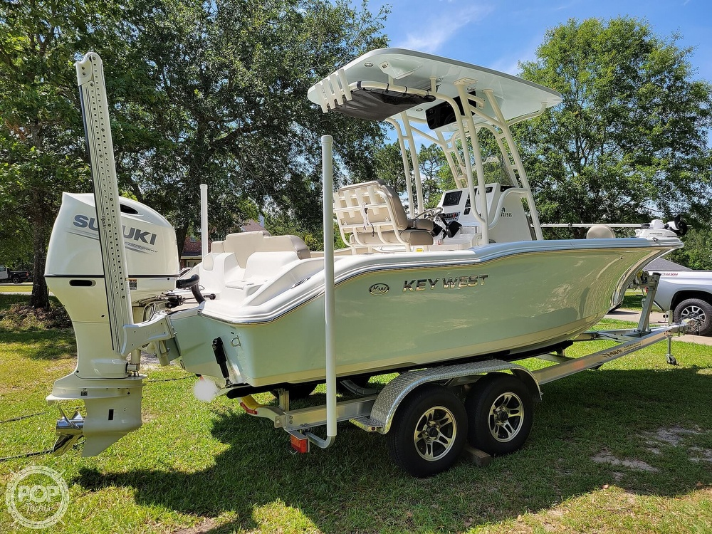 2021 Key West boat for sale, model of the boat is 219 FS & Image # 3 of 40