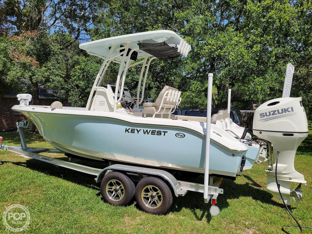 2021 Key West boat for sale, model of the boat is 219 FS & Image # 4 of 40