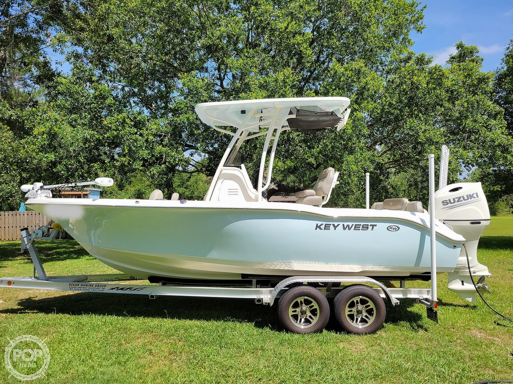 2021 Key West boat for sale, model of the boat is 219 FS & Image # 5 of 40