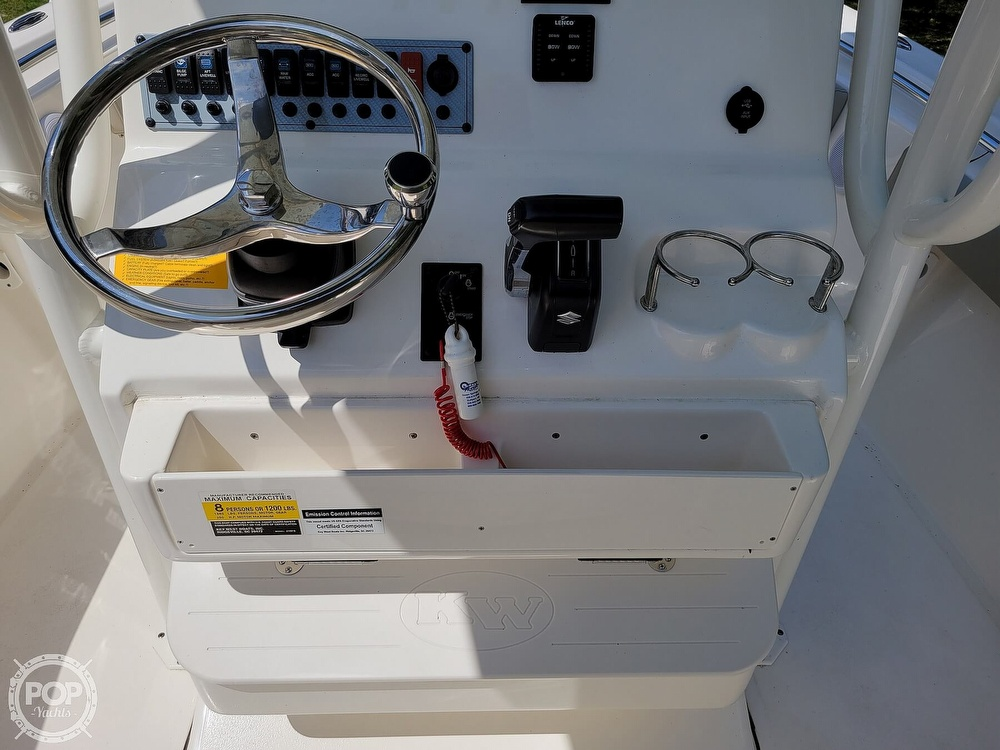 2021 Key West boat for sale, model of the boat is 219 FS & Image # 31 of 40
