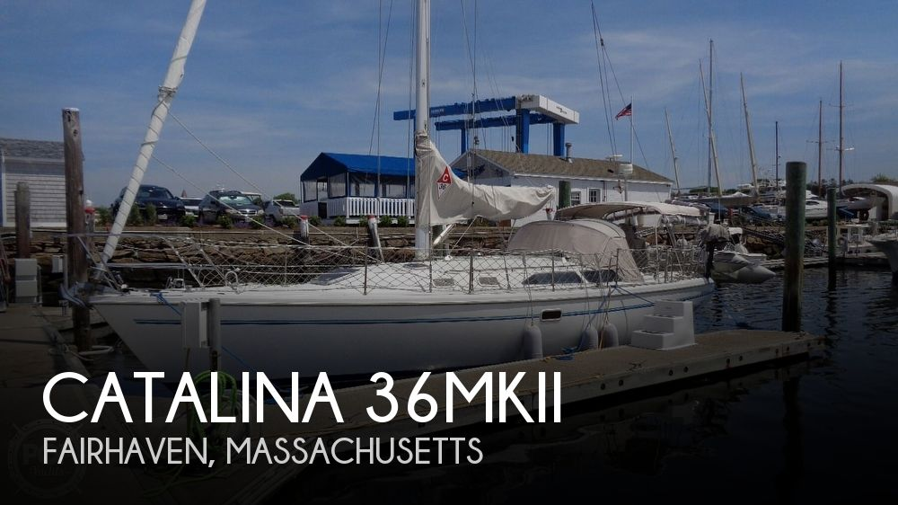 1997 CATALINA YACHTS 36MKII for sale