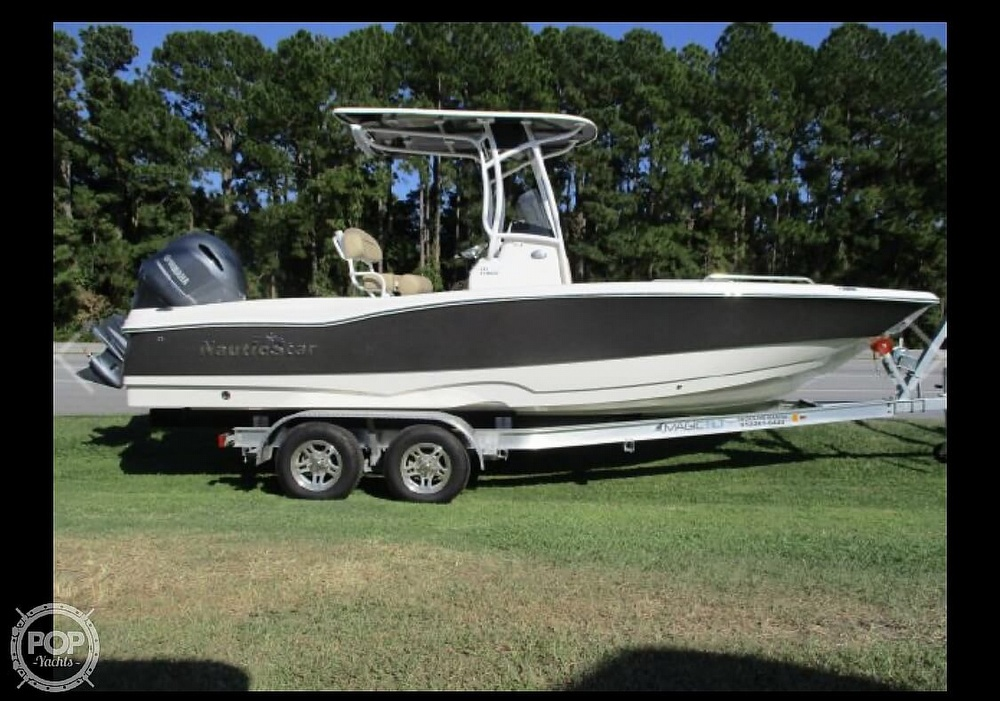 2020 Nautic Star boat for sale, model of the boat is 231 Hybrid & Image # 6 of 40