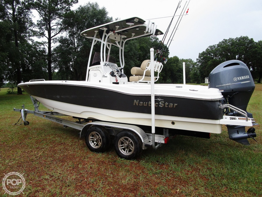 2020 Nautic Star boat for sale, model of the boat is 231 Hybrid & Image # 8 of 40