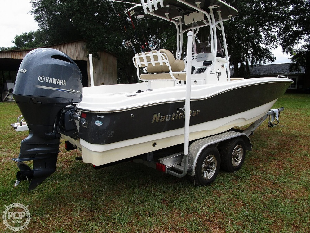 2020 Nautic Star boat for sale, model of the boat is 231 Hybrid & Image # 30 of 40