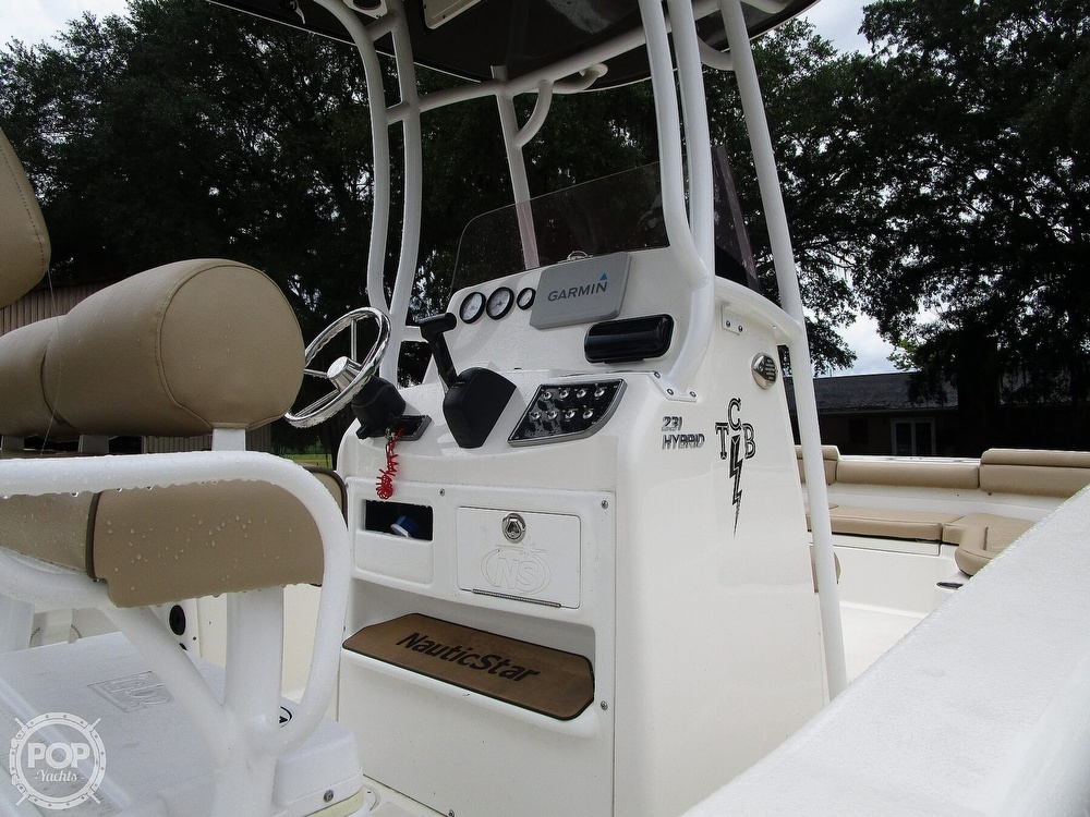 2020 Nautic Star boat for sale, model of the boat is 231 Hybrid & Image # 33 of 40