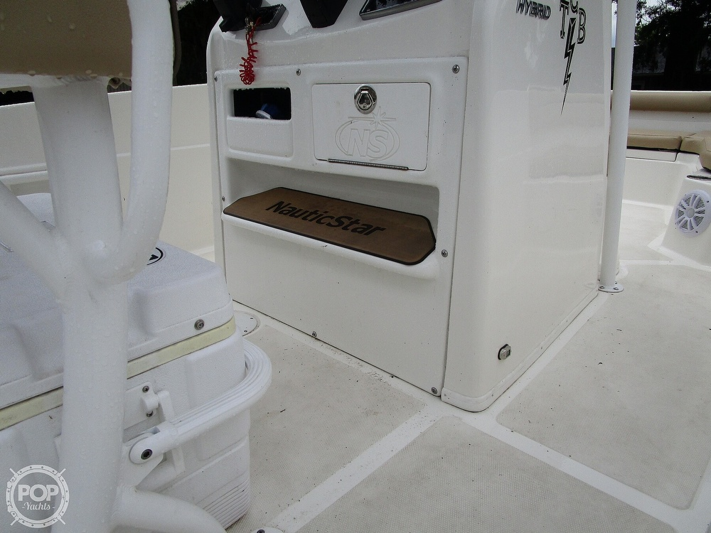 2020 Nautic Star boat for sale, model of the boat is 231 Hybrid & Image # 35 of 40