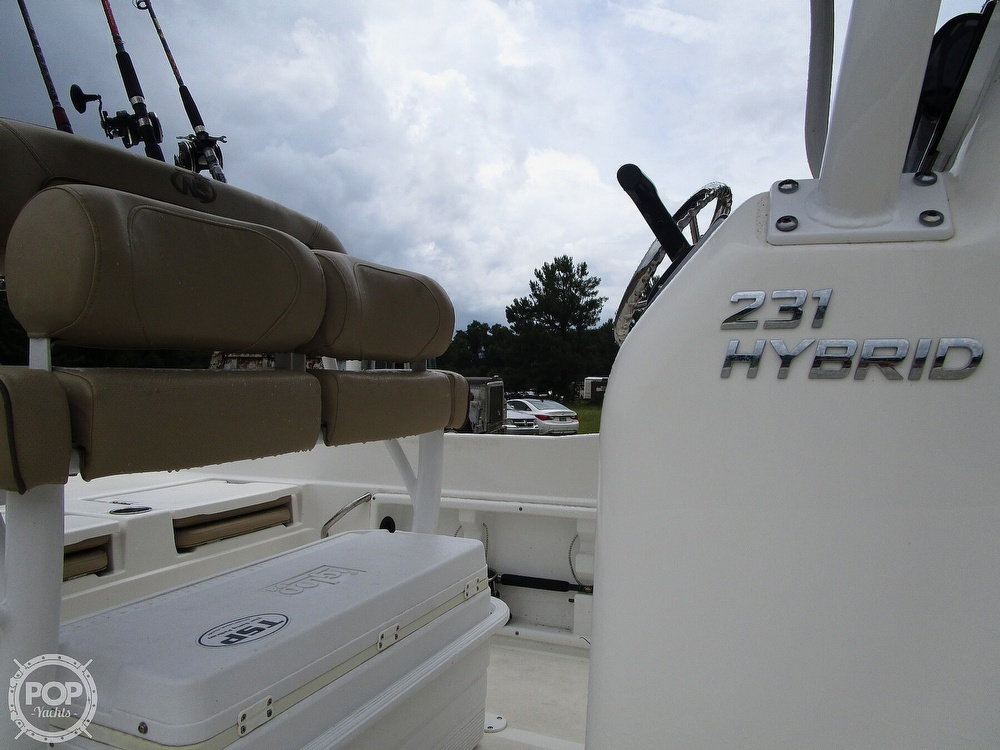 2020 Nautic Star boat for sale, model of the boat is 231 Hybrid & Image # 36 of 40
