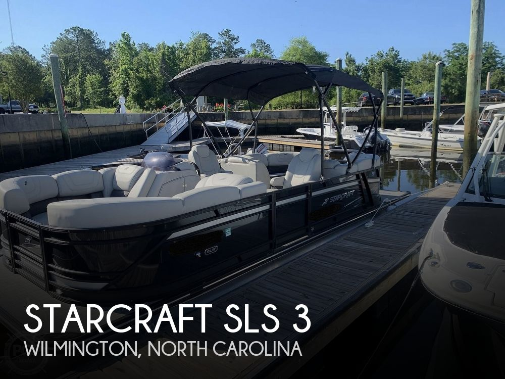 2020 Starcraft boat for sale, model of the boat is SLS 3 & Image # 1 of 40