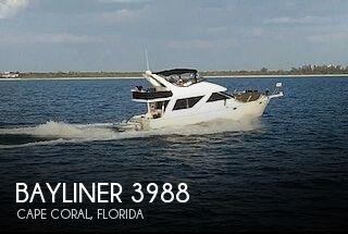 Used Bayliner Motoryachts For Sale by owner | 1995 Bayliner 3988