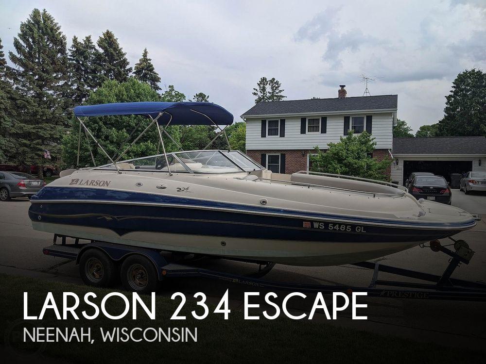 2001 LARSON 234 ESCAPE for sale
