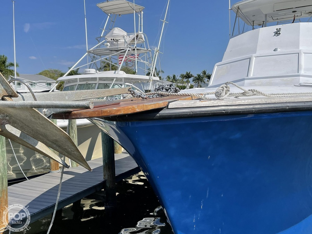 1984 Ocean Yachts boat for sale, model of the boat is 55 Super Sport & Image # 3 of 40