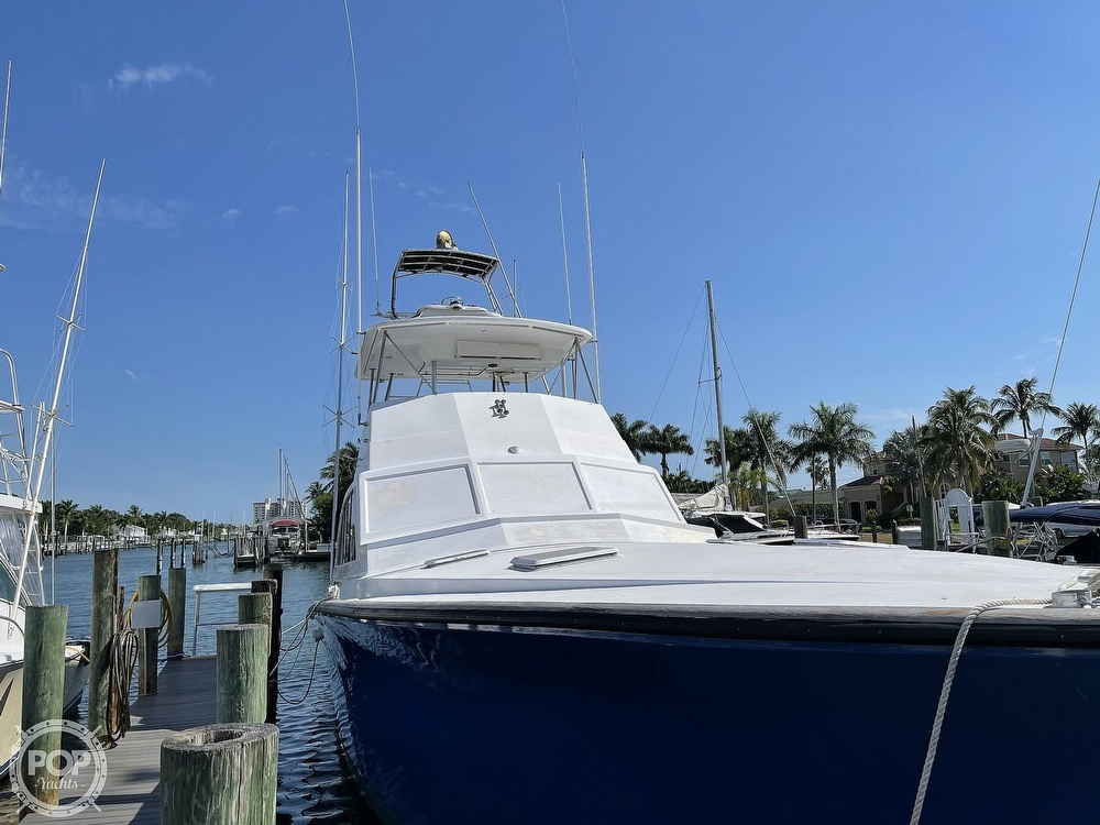 1984 Ocean Yachts boat for sale, model of the boat is 55 Super Sport & Image # 2 of 40